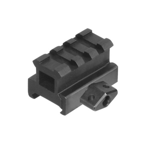 Leapers UTG Med-pro Compact Riser Mount 0.83in High 3 Slots
