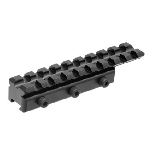 Leapers UTG Dovetail to Picatinny Weaver Adapter Mount