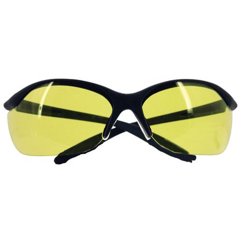 Howard Leight Vapor II Black Frame Amber Lens Anti-Fog