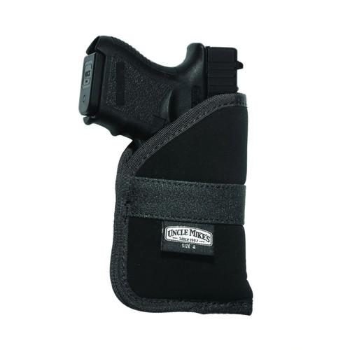 Uncle Mikes OT ITP Holster Size 4 Ambi Black