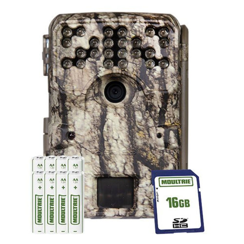 Moultrie A-900 Game Camera Bundle