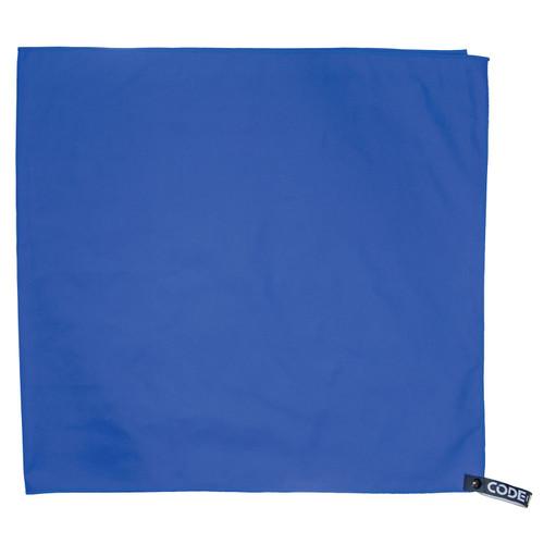 Code Blue Microsuede Bath Towel