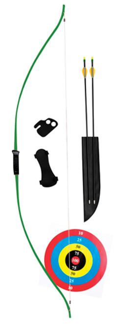 Bear Archery Titan Bow Set 60in 20-29lb 22-28in Draw RL Hand