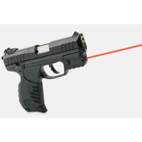LaserMax Ruger SR Laser Red