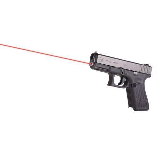 LaserMax Guide Rod Laser Red Glock 19 19 MOS Gen 5 19X 3.5
