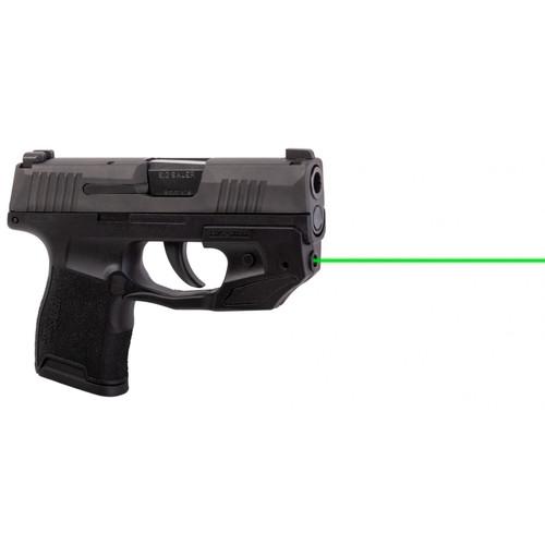 LaserMax Centerfire Laser Green With Gripsense Sig P365