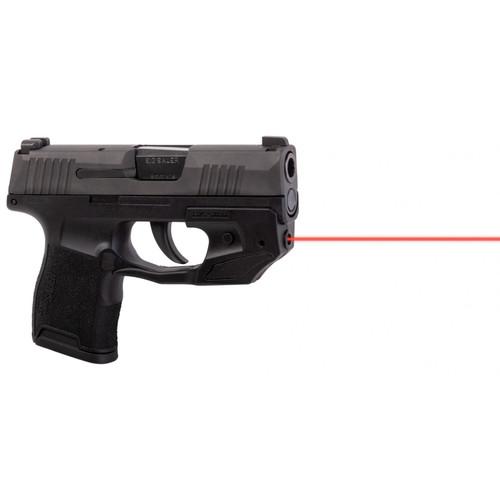 LaserMax Centerfire Laser Red Gripsense Sig P365