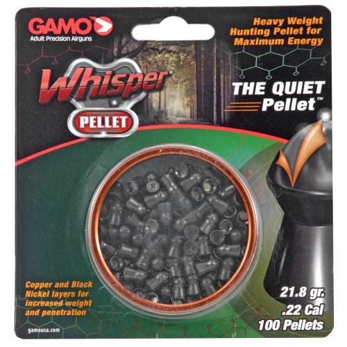 Gamo Whisper Pellet .22 100ct