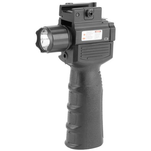 Ncstar Vert Grip Light/ Red Laser