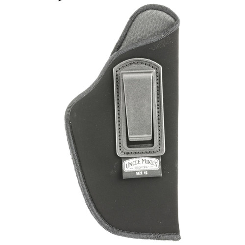 Uncle Mikes OT ITP Holster Large Frame Auto Size 15 RH Black