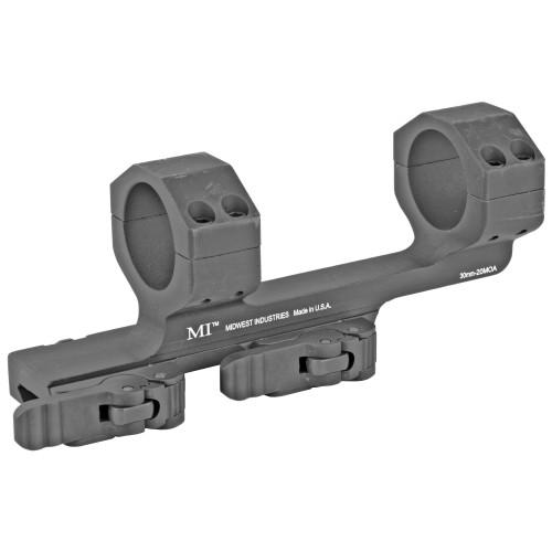 Midwest 30mm Qd Scope Mount - 20moa