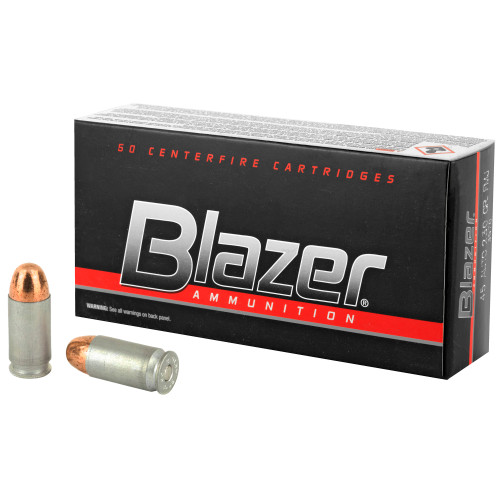 Blazer 45acp 230gr Fmj 50/1000