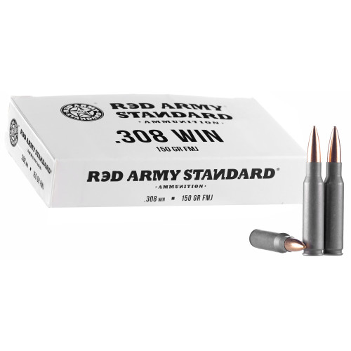 Red Army Std Wht 308 Win 20/500