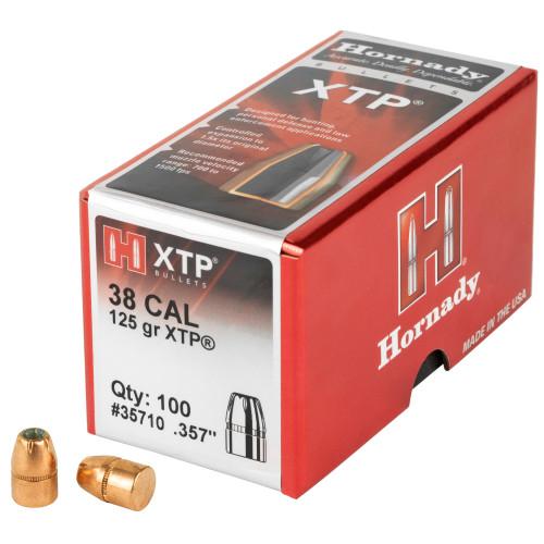 Hrndy Xtp 38cal .357 125gr 100ct