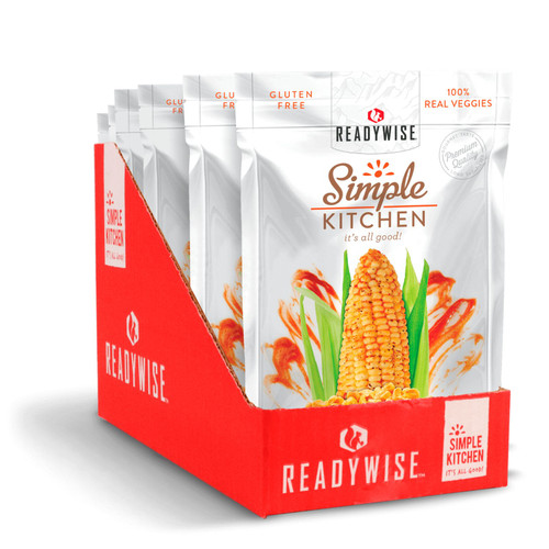 ReadyWise Simple Kitchen 6 Pack