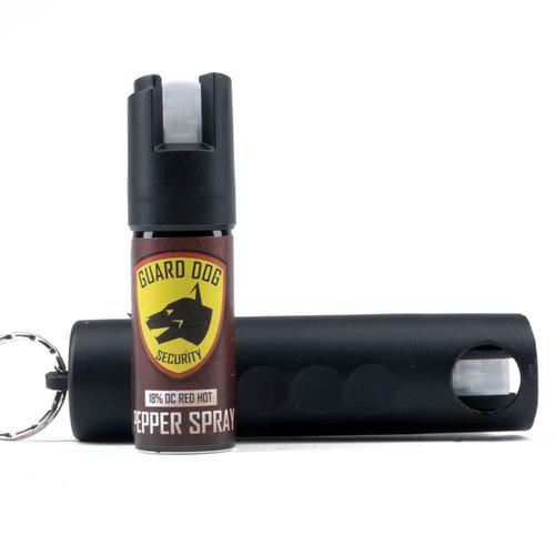 Guard Dog Harm and Hammer Glass Breaker w Pepper Spray