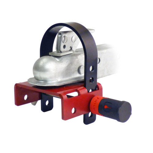 Bolt Lock Off-Vehicle Coupler Lock Ford Side Cut