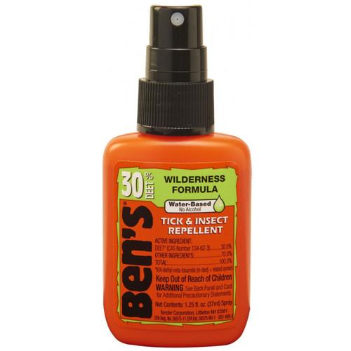 Bens 30 Tick and Insect Repellent 1.25 oz Pump