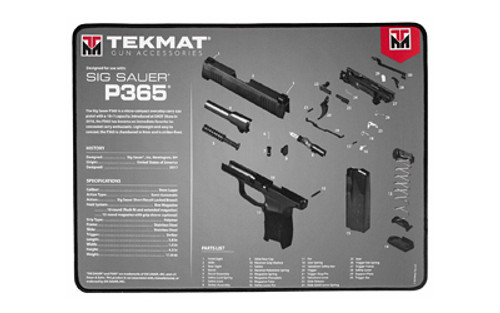 Tekmat Ultra Pstl Mat Sig P365