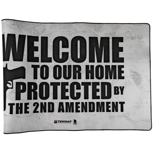 Tekmat Door Mat Ulrta 2nd Amendment