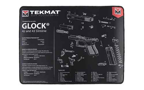 Tekmat Ultra Pstl Mat For Glk 42/43