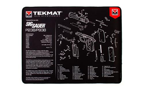 Tekmat Ultra Pstl Mat Sig P238