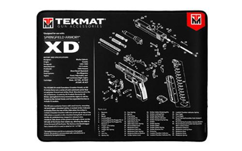 Tekmat Ultra Pstl Mat Sprngfld Xd