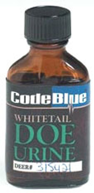 Code Blue Doe Urine-1oz