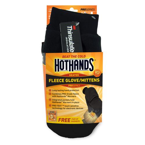 HotHands Heated Mitten M L Black