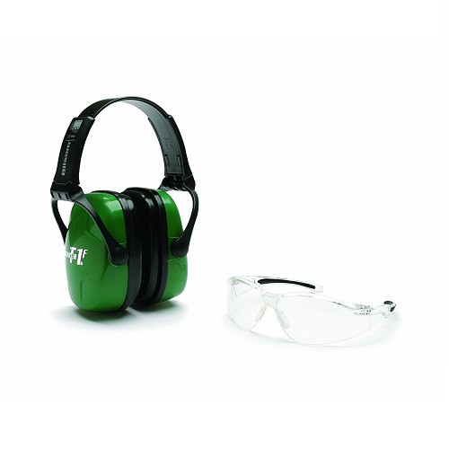 Howard Leight Shooting Safety Combo Eye and Ear Kit