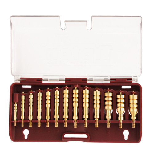 Tipton 13-Piece Solid Brass Jag Set