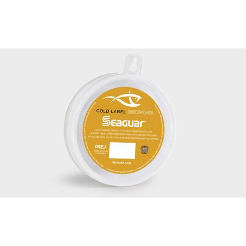 Seaguar Gold Label 60GL25 Flourocarbon Leader 25 Yds