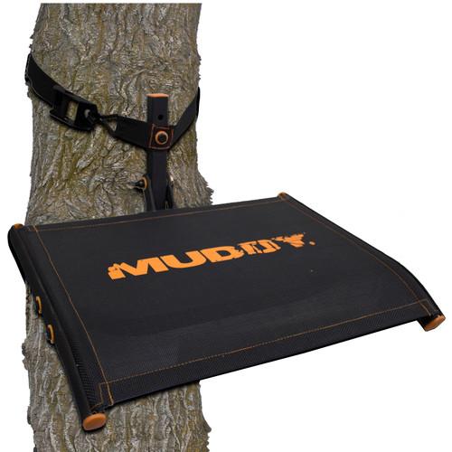 Muddy Ultra Tree Seat-18n x 13in-Camo