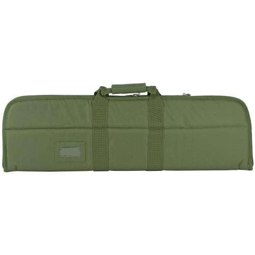 """Ncstar Vism Gun Case 32""""x10"""" Green"""