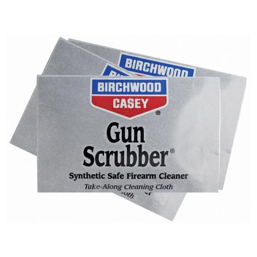 B/c Gun Scrubber Take Along 12wipes