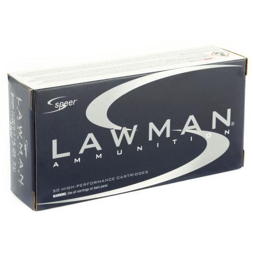 Spr Lawman 9mm Tmj 50/1000