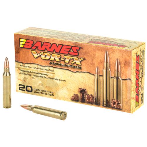 Barnes Vor-tx 223rem 55gr Tsx Fb 20