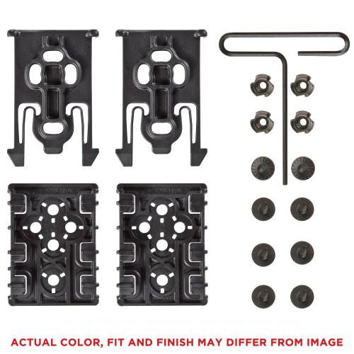 Sl Els-kit1-2 Equip Locking Kit Blk