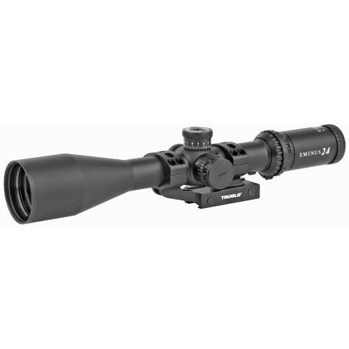 Truglo Eminus 6-24x50 30mm Ir Ml Blk