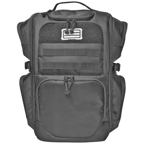 Evods Tac 1680d Backpack Blk