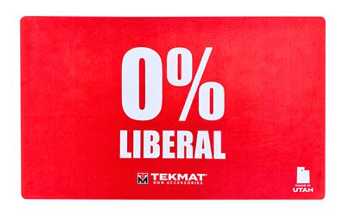 Tekmat Door Mat Zero Percent Liberal