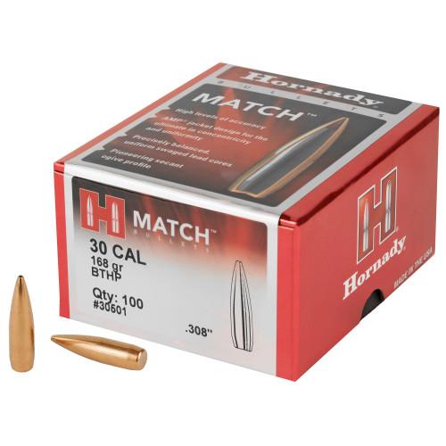 Hrndy Match 30cal .308 168gr 100ct