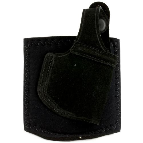 Galco Ankle Lite Shield Rh Blk