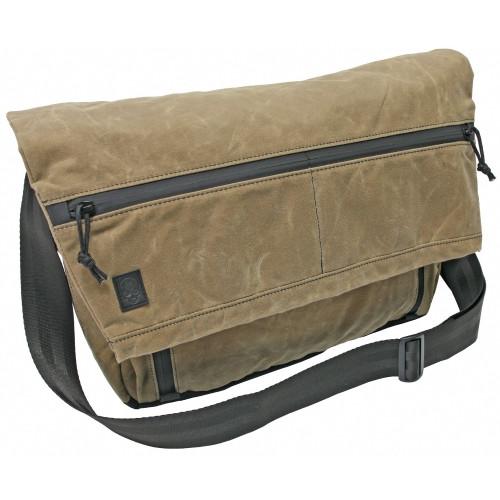 Ggg Wanderer Messenger Bag Fld Tan