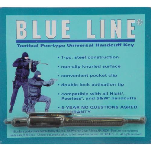 Kengs Pen Type Handcuff Key W/clip