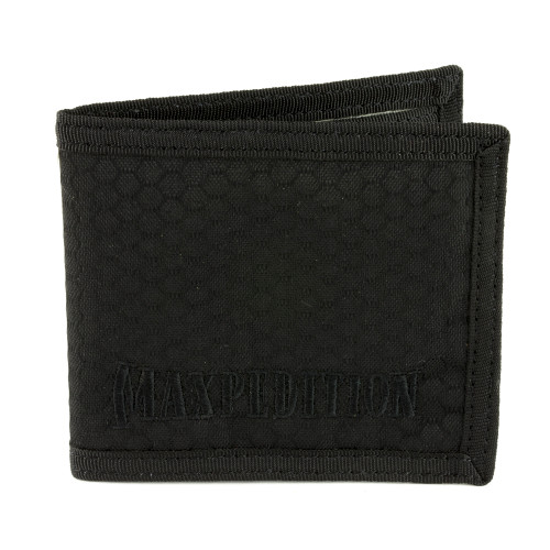 Maxpedition Bfw Bi Fold Wallet Blk