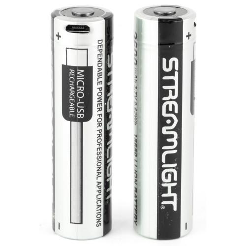 Strmlght 18650 Battery Usb 2pk