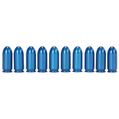 Azoom Snap Caps 45acp 10pk Blue