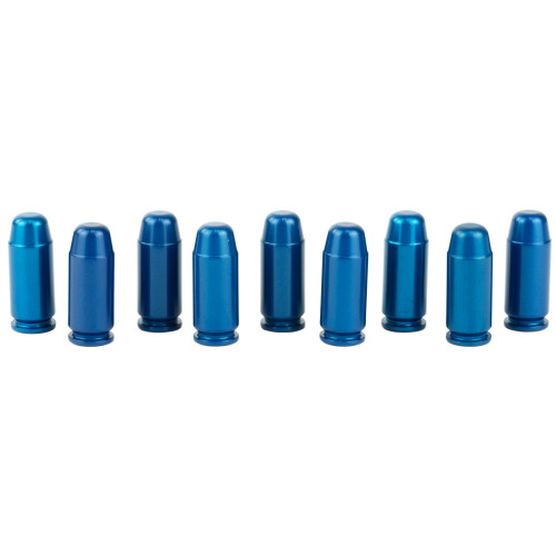Azoom Snap Caps 40s&w 10pk Blue