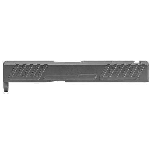 Ggp Slide For Glock 43 V1 Grey